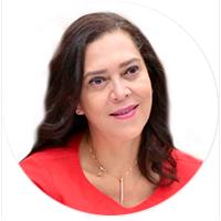 Consejera electoral Adriana Favela