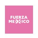 Fuerza por México emblema