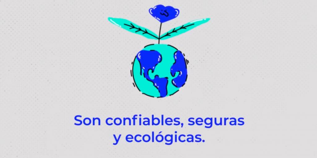 Urna electrónica segura, confiable y ecológica