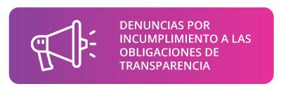 Denuncis por incumplimiento a las obligaciones de transparencia