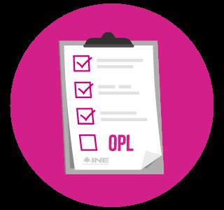 Icono requisitos para convocatorias OPL